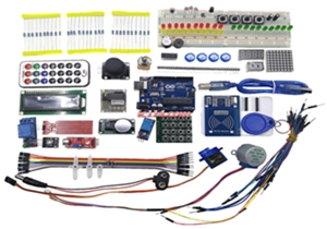 Arduino Starter Kit with MEGA2560 + RFID