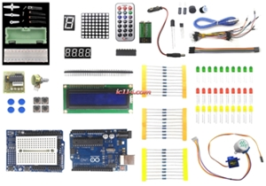 Arduino Starter Kit with UNO(R3)