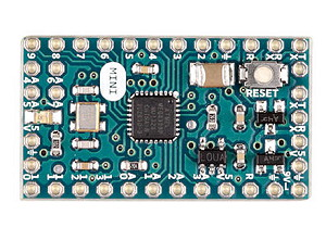 Arduino Mini 05 without Headers